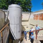 Wichtige Investitionen in die Trinkwasserversorgung