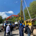 Besuch durch Fachbeirat Brunnenbau <br>der Zert-Bau